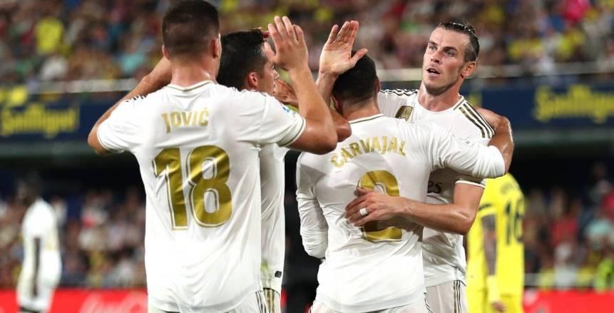 عودة ثنائي ريال مدريد للمران الختامي استعدادا لمواجهة فياريال في الدوري الإسباني