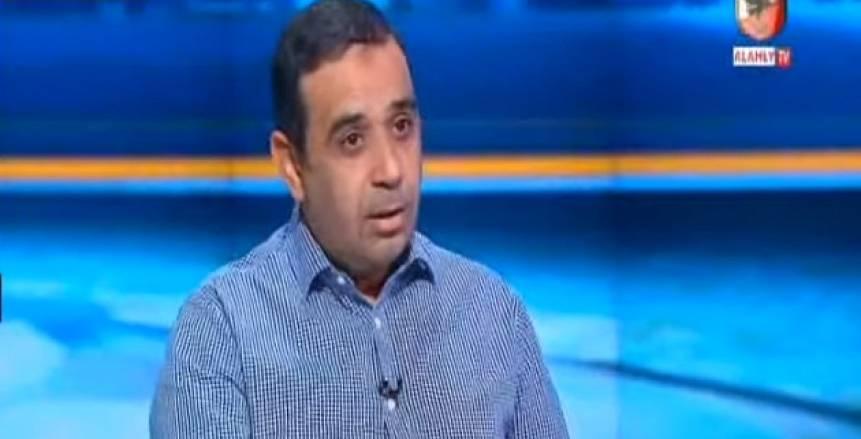 """سمير عثمان يهاجم عمرو الجنايني: غير احترافي.. وكلامه عن الـ""""Var"""" أوهام"""