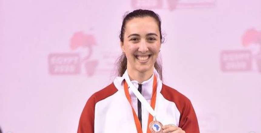 «الدولي للريشة الطائرة» يحتفي بمشاركة النائبة هادية حسني في أولمبياد طوكيو
