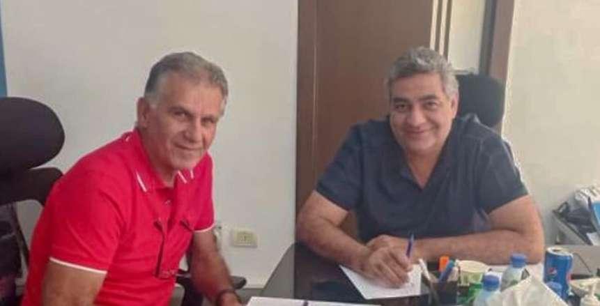 جلسة جديدة بين كيروش ومجاهد قبل انطلاق معسكر منتخب مصر