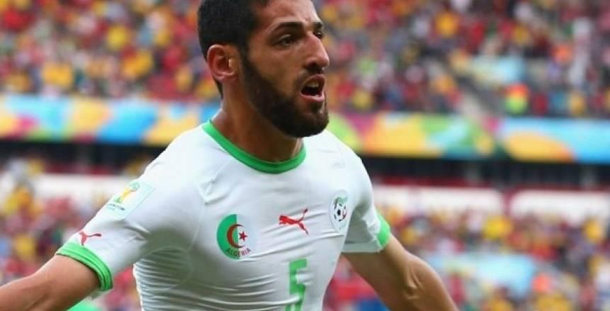 رفيق حليش: هدفنا الفوز بكأس أمم أفريقيا.. والأجواء في مصر رائعة