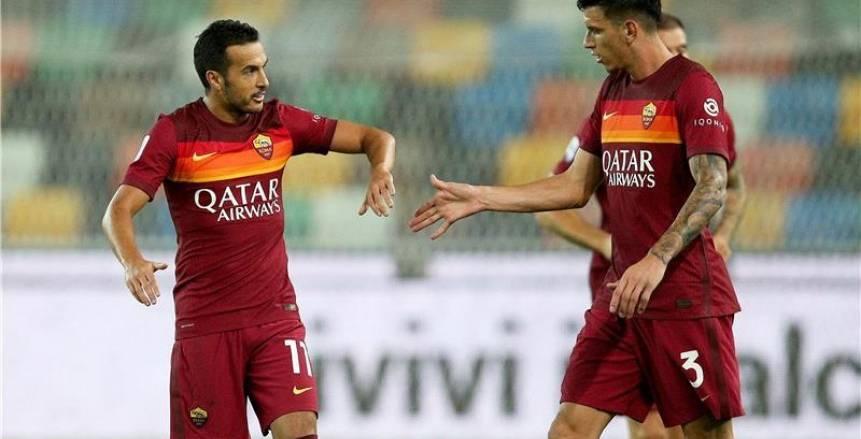 روما يضرب جنوى بثلاثية في الدوري الإيطالي (فيديو)