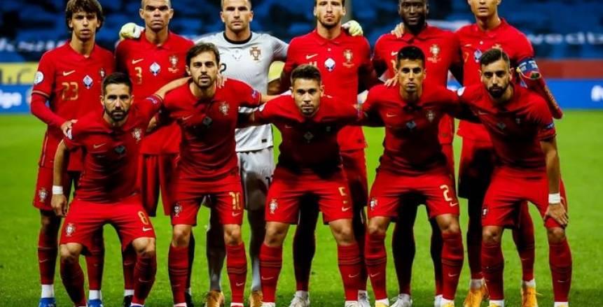 موعد مباراة البرتغال وأيرلندا والقنوات الناقلة في تصفيات كأس العالم