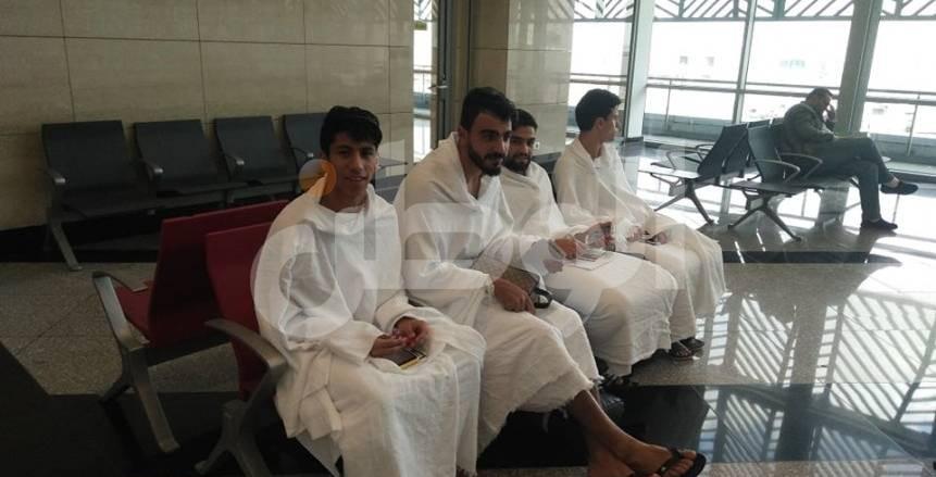 تأخر إقلاع طائرة الاتحاد السكندري إلى الرياض لمدة ساعة