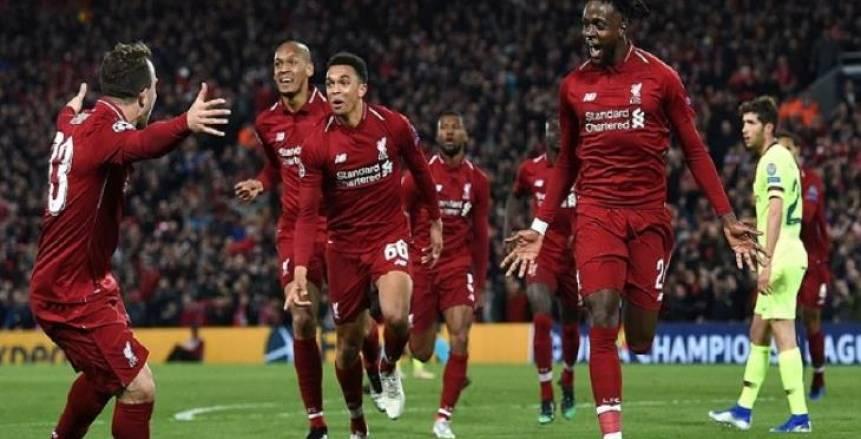 ليفربول يجهز صدمة جديدة لبرشلونة بعد الإطاحة به من دوري أبطال أوروبا