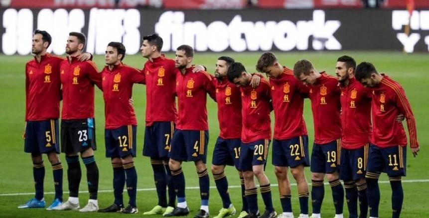 التشكيل الرسمي لمباراة إسبانيا وبولندا في يورو 2020