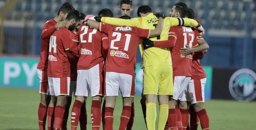 الأهلي يتعادل أمام بيراميدز سلبيا في الدوري