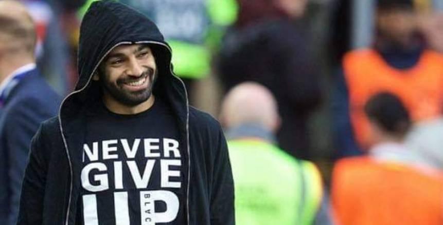 رسميا.. محمد صلاح أفضل لاعب في ليفربول لشهر أبريل