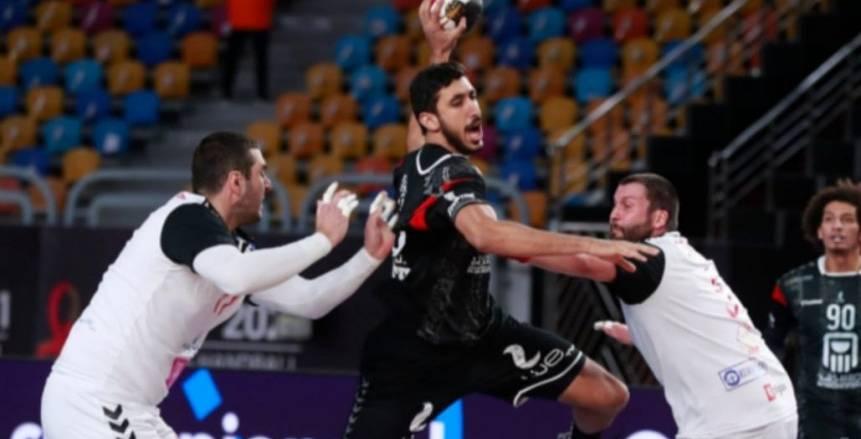 هشام نصر: منتخب اليد هدفه الفوز على السويد والرهان على النجاح الصحي