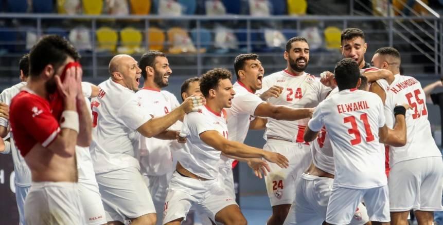 حسين لبيب: لن نكون ضيف شرف مونديال اليد.. ونطمح للفوز على برشلونة