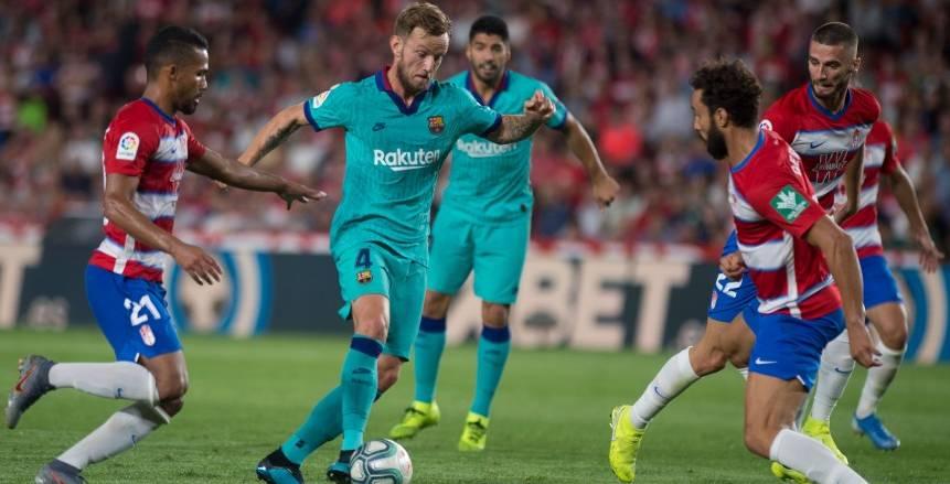 برشلونة ضد خيتافي
