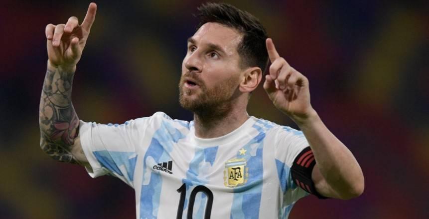 منافس منتخب مصر الأولمبي.. ميسي يغيب عن قائمة الأرجنتين الأولية