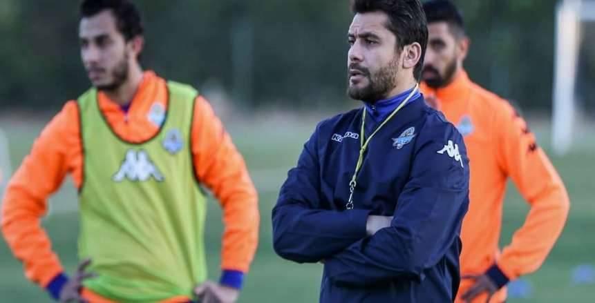 أحمد حسن: إدارة المقاصة لم تتحدث معي لقيادة الفريق
