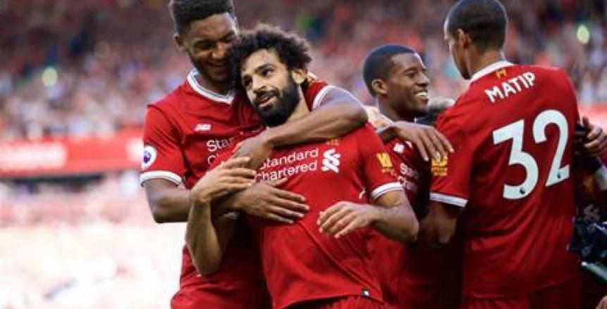 شاهد| بث مباشر لمباراة ليفربول وإشبيلية في دوري أبطال أوروبا.. صلاح أساسي