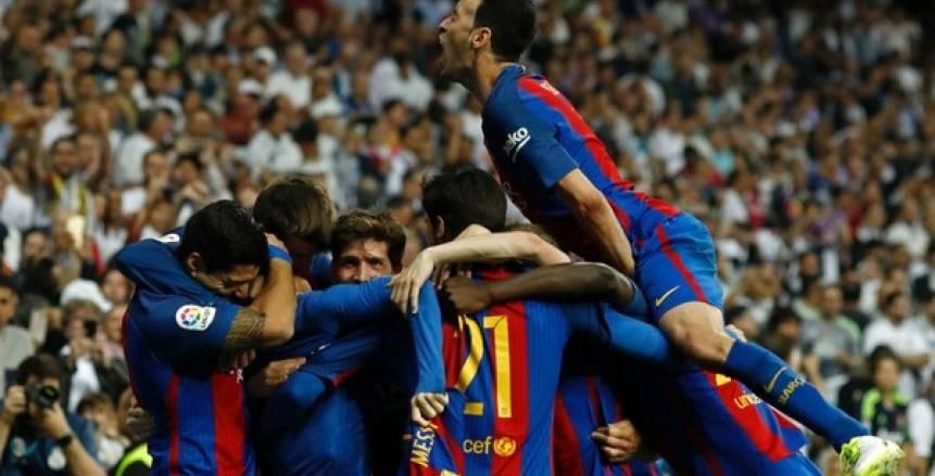 بالصورة  زي مخصوص لبرشلونة أمام إيبار احتفالاً بأول كأس أوروبية
