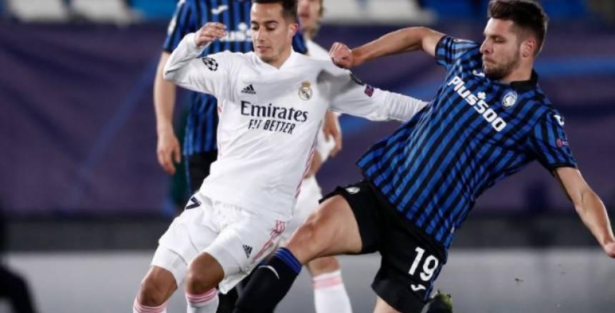 ريال مدريد يلتهم أتالانتا بثلاثية ويتأهل لربع نهائي دوري الأبطال «فيديو»
