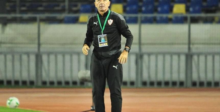 باتشيكو يستقر على استبعاد 5 لاعبين من الزمالك قبل مواجهة نادي مصر