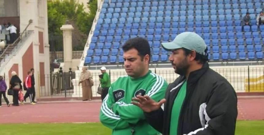 أحمد سارى مديرا فنيا للاوليمبى