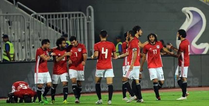 أجيري: منتخب مصر له الأفضلية في الفوز ببطولة أفريقيا.. لدينا محمد صلاح