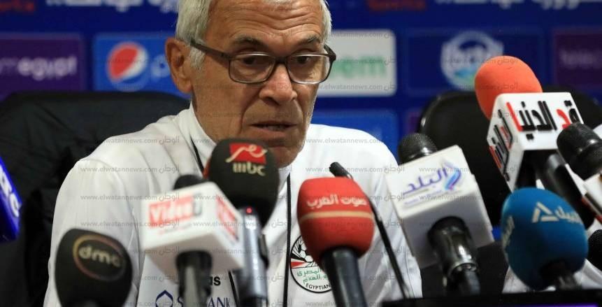 «كوبر»: محدش ضامن مكانه في المنتخب بالـ«مونديال»