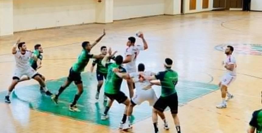 السبكي رئيسا لقطاع كرة اليد بنادي الزمالك