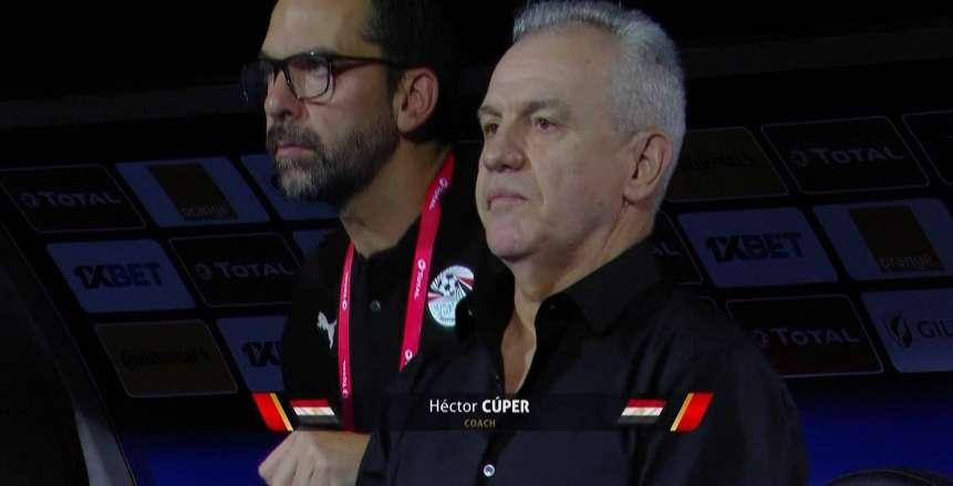 بالصور| beIN سبورت تعيد هيكتور كوبر لمنتخب مصر في مباراة أوغندا