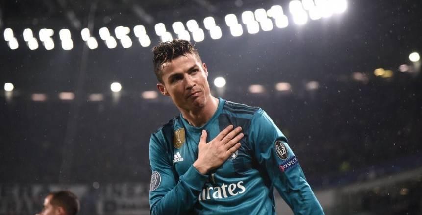 «رونالدو » يتفوق على الجميع ويحقق رقم تاريخي جديد في دوري الأبطال