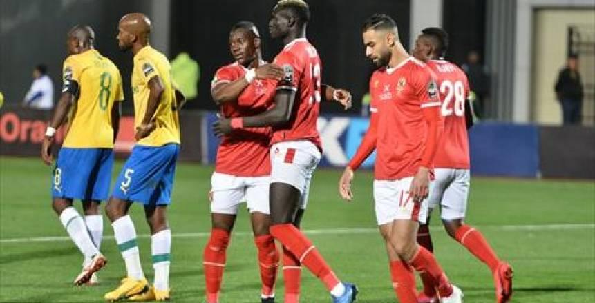 الأهلي وصن داونز.. بالتردد 3 قنوات أفريقية مجانية تنقل المباراة