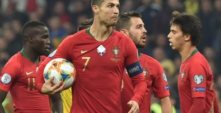 حكايات كأس أمم أوروبا.. خطاب رونالدو بعد تتويج 2016: لا أحد يؤمن بالبرتغال