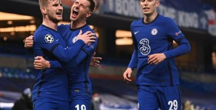 أهداف مانشستر سيتي وتشيلسي في الدوري الإنجليزي «فيديو»