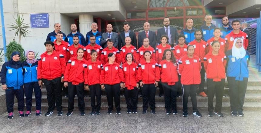 وزارة الرياضة تشيد بنتائج البعثة المصرية في بطولة العالم للإعاقات الذهنية