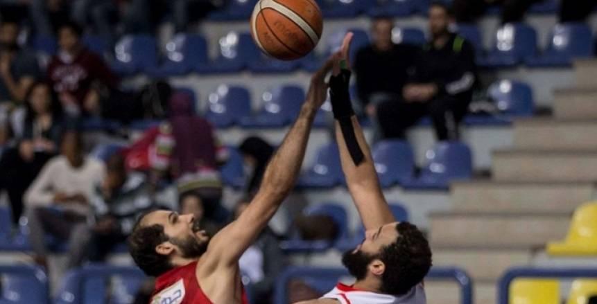 بطولة الحريري| «سلة الأهلي» يواجه المجمع الجزائري