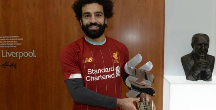 صلاح لاعب الشهر في ليفربول