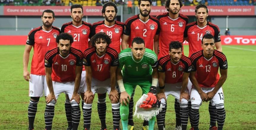 مباراة مصر وأوغندا في كأس الأمم الإفريقية 2017