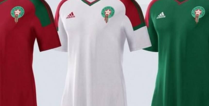 غضب فى المغرب بسبب قميص المنتخب