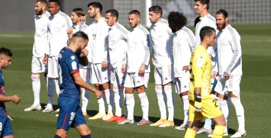 تقارير: إصابة جديدة بكورونا في صفوف ريال مدريد قبل لقاء إنتر ميلان