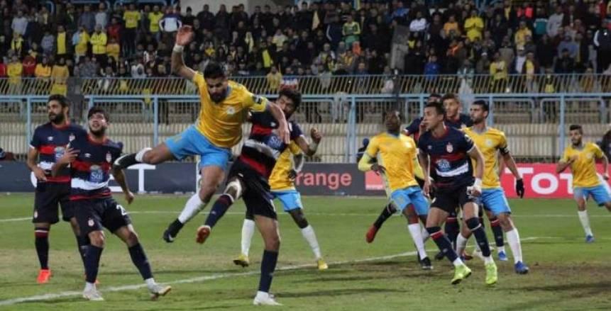 المسابقات تُقرر إقامة مباراة الإسماعيلي والنجوم في جهاز الرياضة