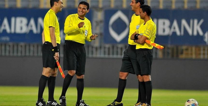 محمد فاروق يعلن إنسحاب الزمالك وفوز المقاصة 2-0