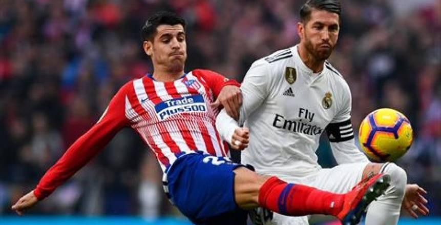 ديربي العاصمة| أرقام مميزة لريال مدريد بالجملة بعد الفوز على أتلتيكو
