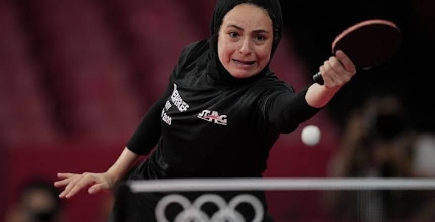 عاجل.. دينا مشرف تودع أولمبياد طوكيو بخسارة درامية أمام بطلة هولندا