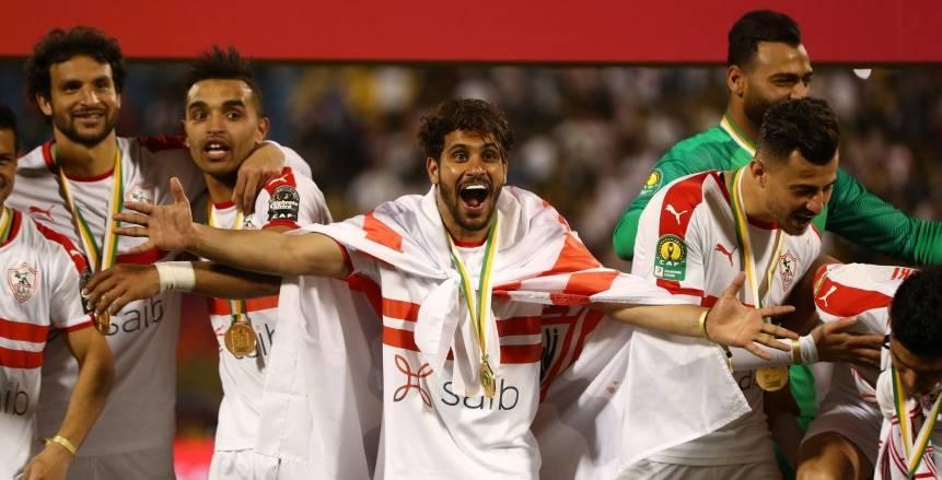عبدالله جمعة يستعيد ذكريات الفوز على الأهلي والتتويج بالسوبر المصري