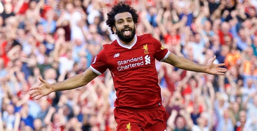 بالصور| «صلاح» يتسلم جائزة أفضل لاعب في ليفربول عن شهر سبتمبر