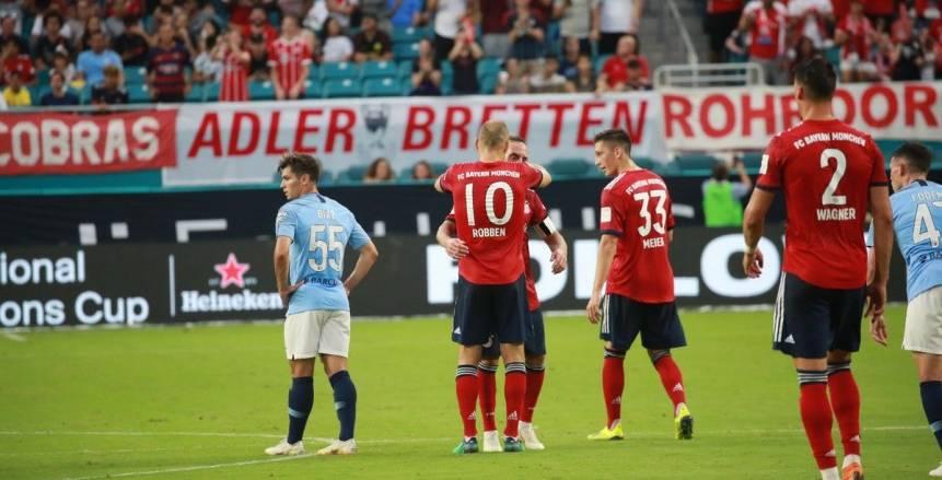 الدوري الألماني  بالفيديو.. «بايرن ميونخ» يتخطى فيردر بريمن بـ «هدفين»
