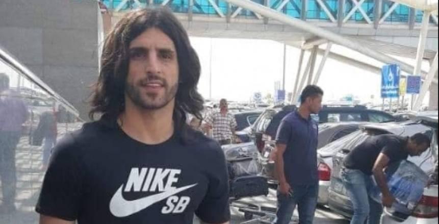 بالصور.. همام طارق يصل مصر للانضمام للإسماعيلي