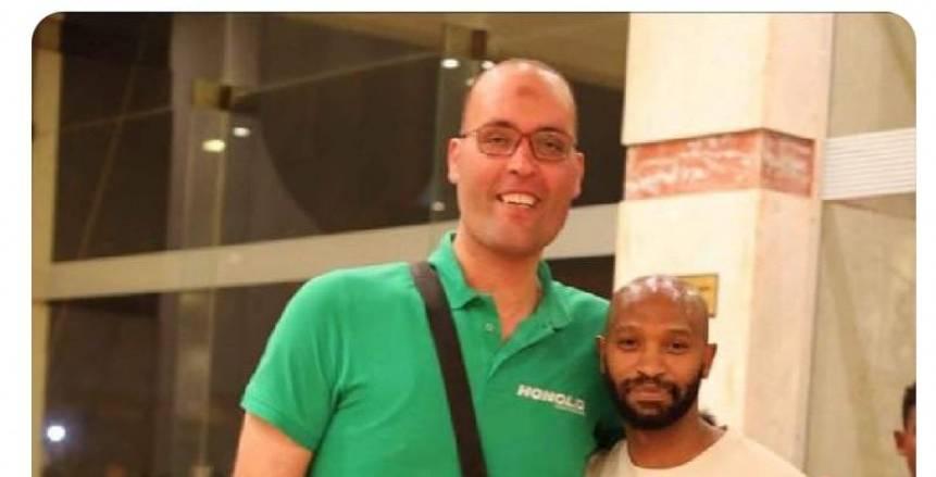 شيكابالا يدعم لاعب سلة الزمالك المصاب بكورونا: ربنا يشفيك يا شعبان
