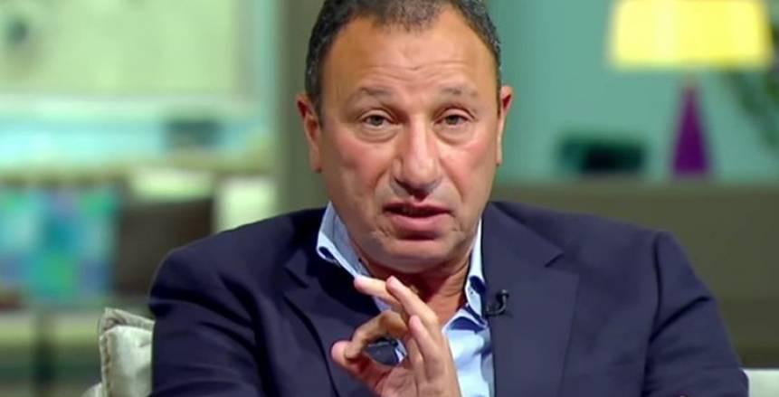 """حمدي نوح: """"نمنا مكان العساكر في أسوان بسبب الخطيب"""""""
