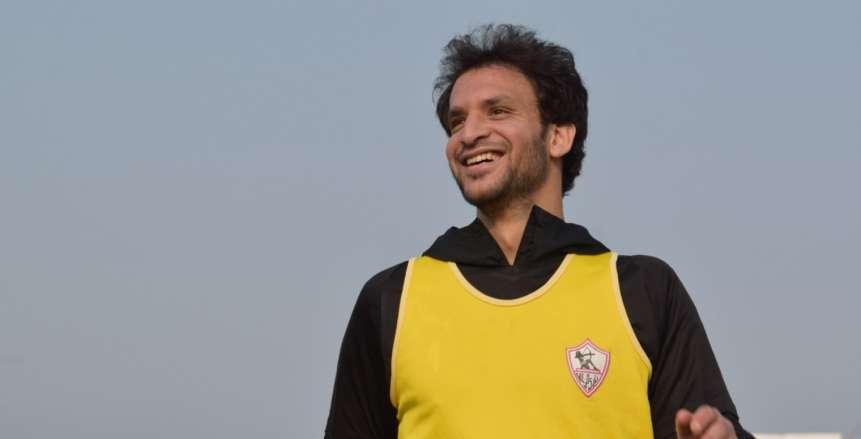 ميدو: محمود علاء يمكنه المشاركة بلقاء الجونة بسبب رفع إنذارات كأس مصر