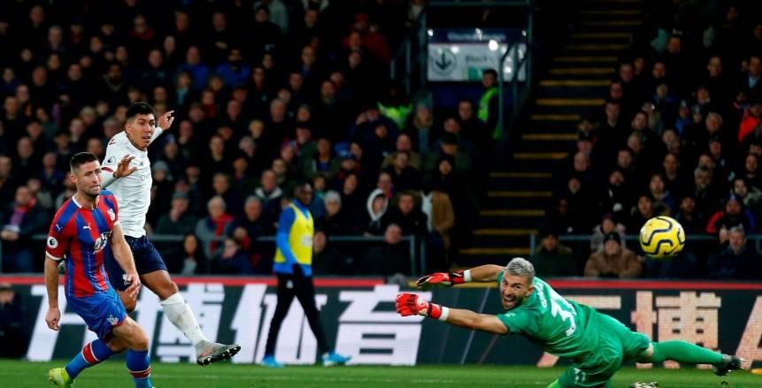ليفربول يحقق انتصارا صعبا على حساب كريستال بالاس في الدوري الإنجليزي