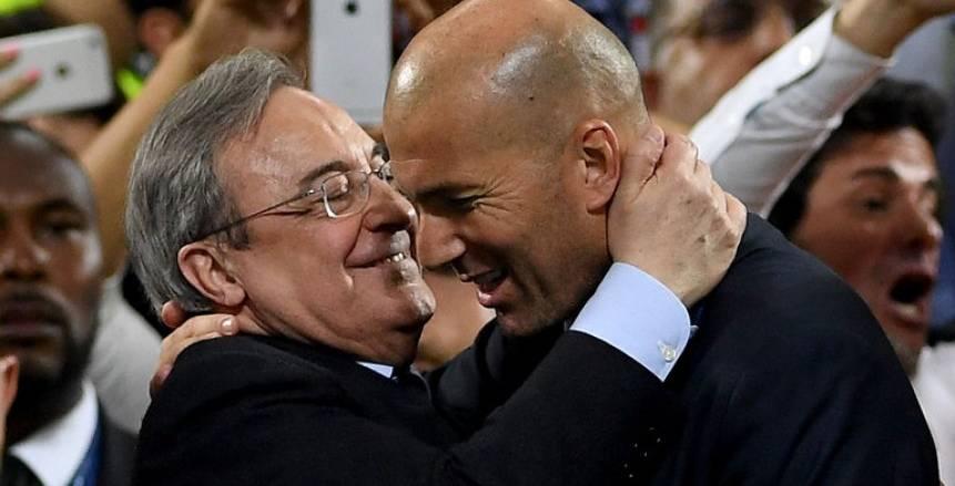 بيريز ينتصر.. ريال مدريد ينجو من الطرد خارج دوري أبطال أوروبا