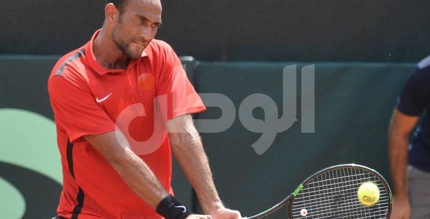 محمد صفوت يبدأ مشواره فى بطولة أمريكا المفتوحة غدا